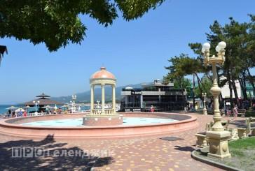 В Кабардинке скоро появится самый большой фонтан на Кубани