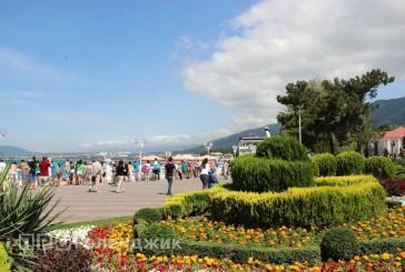 Геленджик вошел в топ-3 российских курортов в высокий летний сезон