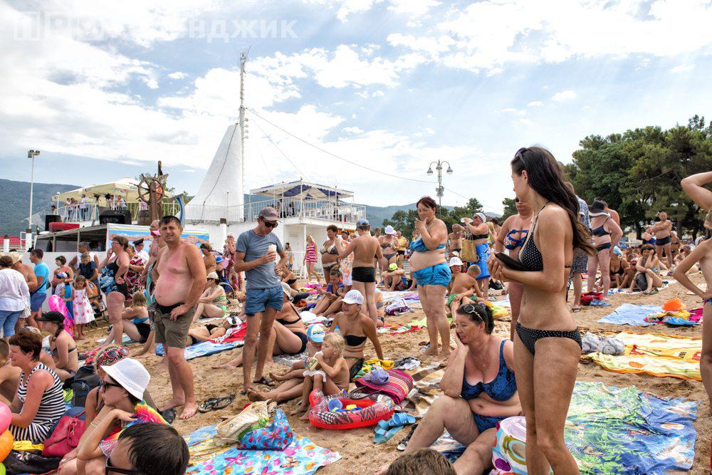 Геленджик ждет 4-милионного туриста