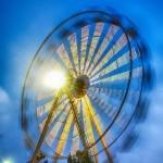 Парк «Олимп» - колесо обозрения