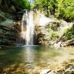 Джиппинг: Грозовые ворота и Долина водопадов реки Жане