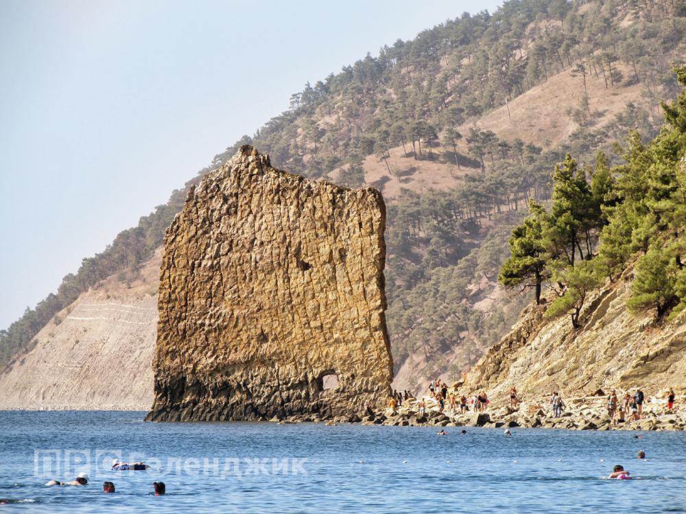 Морские прогулки по Черному морю и экскурсия на скалу «Парус»
