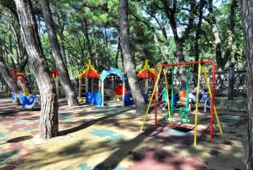 Детские площадки в Геленджике