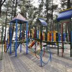 Детская площадка ЛОК «Солнечная»