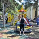 Детская площадка «Золотая рыбка»