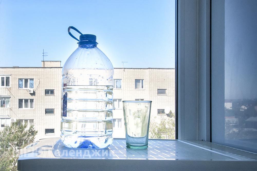 вода по графику в Геленджике