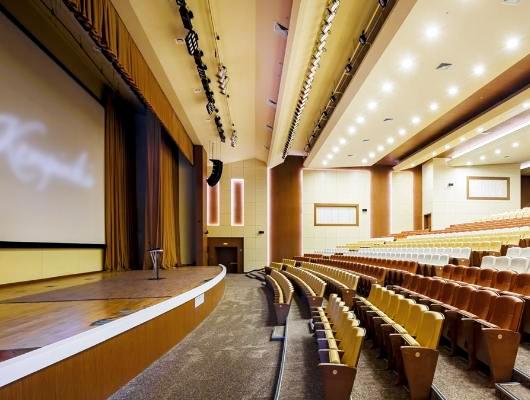 концертные залы Геленджик